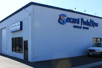 Secard Pools and Spas Hesperia